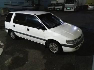 1998 Mitsubishi Space Wagon