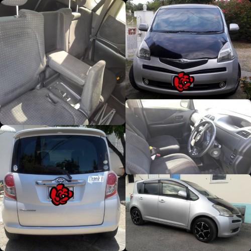 2010 Toyota Ractis