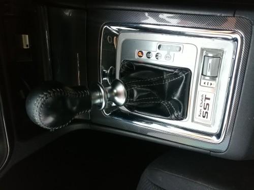 2009 Mitsubishi Galant Fortis Ralliart Turbo
