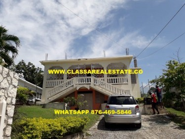 2 BED 1 BATH UNFURNISHED HOUSE