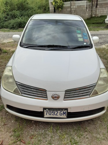 2007 Nissan Tida Crash