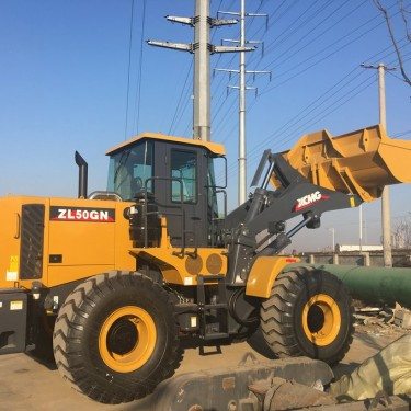 XCMG 5 Tons Wheel Loader ZL50GN