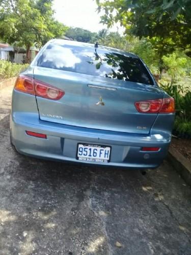 2008 Mitsubishi Lancer GLS