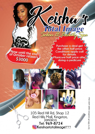 Keisha's Total Image Salon & Beauty Spa