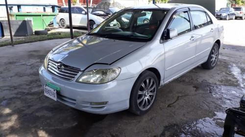 2002 Toyota Corolla Kingfish
