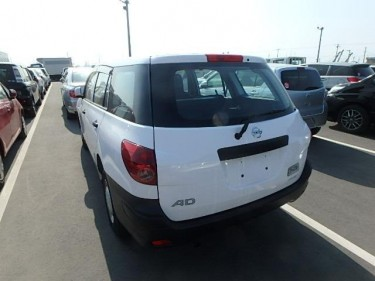 Nissan Ad Van 2014