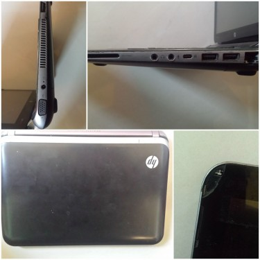 HP Mini Laptop Plus External CD/DVD Drive Combo