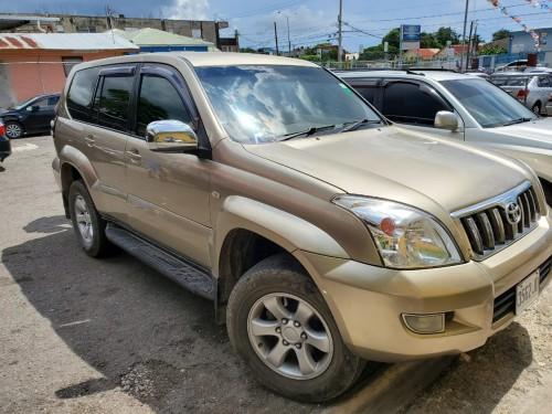 2004 Toyota Pardo