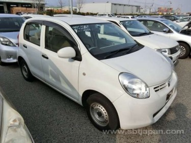 Toyota Passo 2014 Just Imported