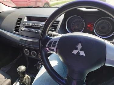 Mitsubishi Lancer Gt 2008 Manual