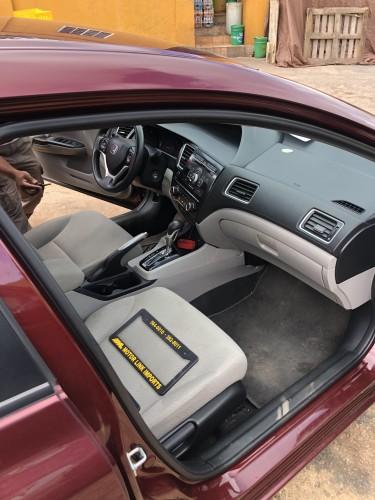 2013 Honda Civic Weekend Sale