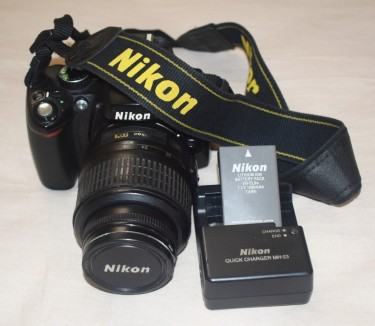 Used Nikon D60 For Sale