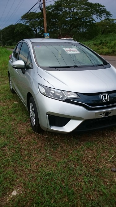 Just Imported 2104 Honda Fit