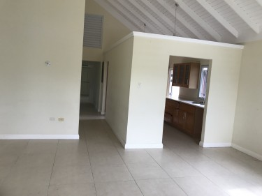 Unfurnished 3 Bedroom House