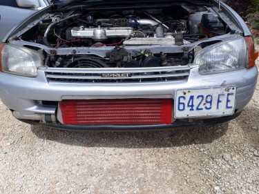 Toyota Starlet 1993 Glanza Turbo Charge