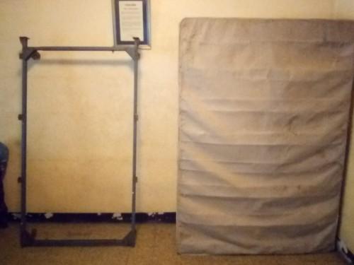 2 Bed Frames/bed Bottom