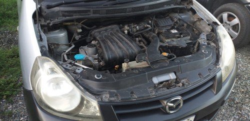 2008 Mazda Wagon, AD Version