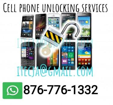 Cell Phone Unlocking Services Samsung LG HTC