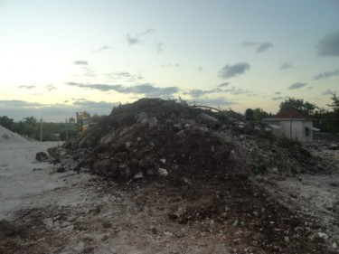 FREE!!!!!!!!!!!!!!!!!!!!!!!! LAND FILLING MATERIAL