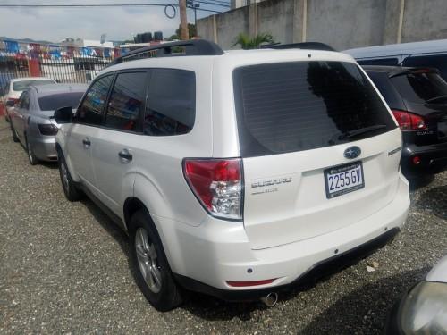 2011 Subaru Forester