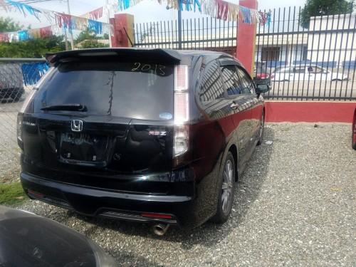 2013 Honda Stream