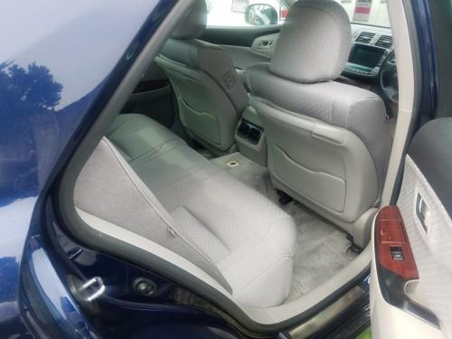 2010 Blue Toyota Royal Saloon Crown