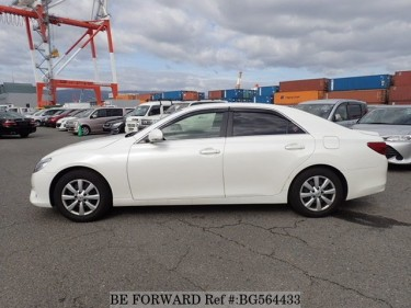2014 TOYOTA MARK X WhatsApp Only On Given Number