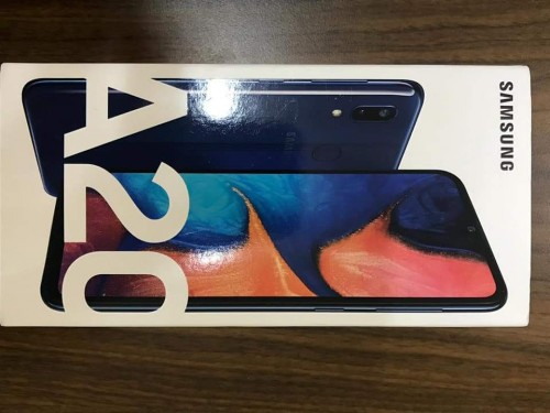 Samsung Galaxy A20 32gb- Brand New Inbox