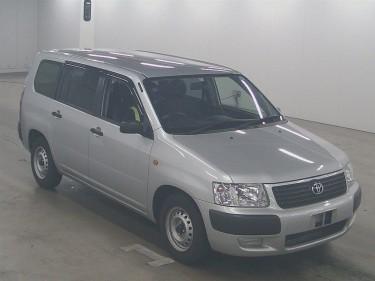 2014 Toyota Succeed