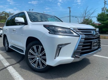 Fairly Used 2017 Lexus Lx 570 For Sale