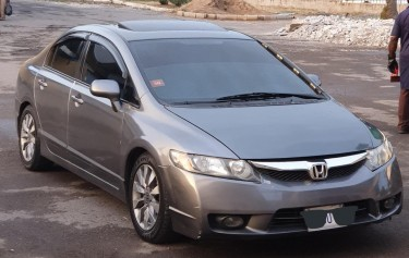 2009 Honda Civic EXL