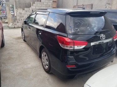 2010 Toyota Wish (New Import)