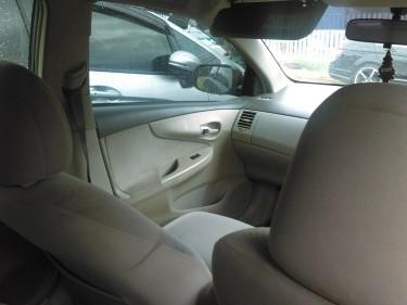 2009 TOYOTA AXIO 2WD