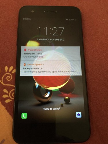 UNWANTED, MAKE OFFER, LG ARISTO 16gb 5 DISPLAY
