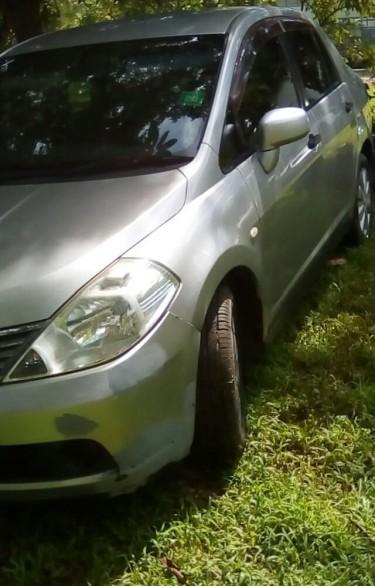 2007 Nissan Tida