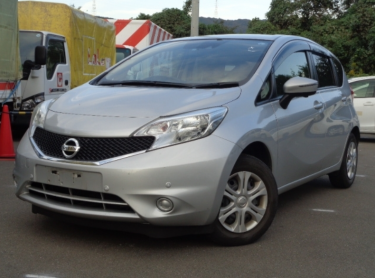 NISSAN NOTE 2016/8