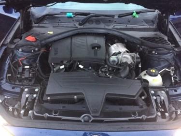 2014 BMW 116I SPORT