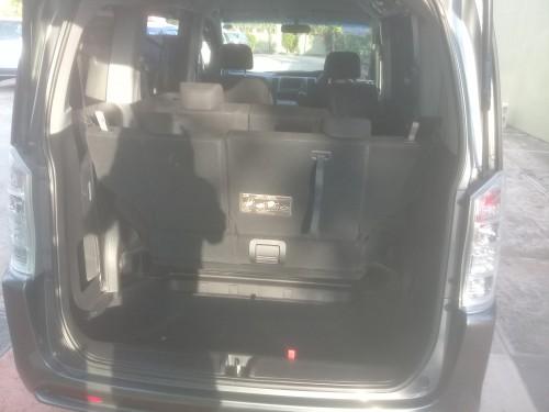 2010 Honda Step Wagon SPADA