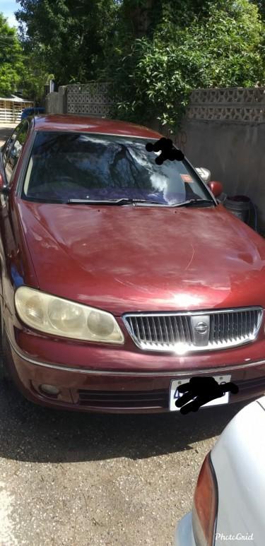 Nissan Sunny 03