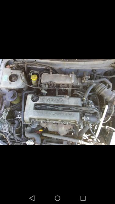 2000 Nissan Bluebird