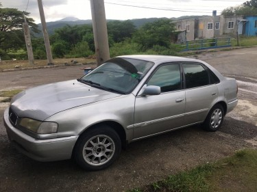 1998 Toyota  Sprinter