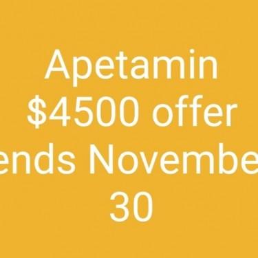 Apetamin Vitamin Syrup