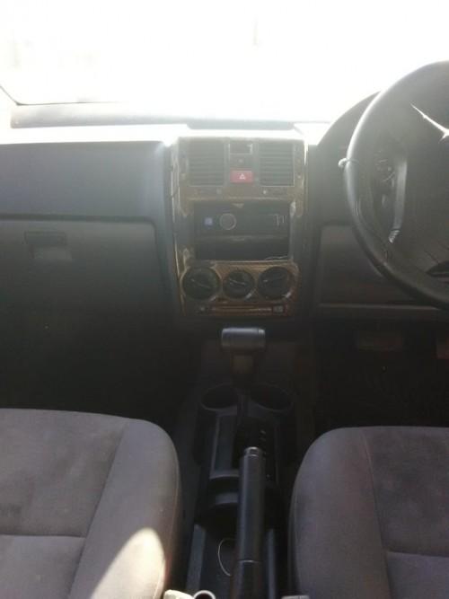 2003 Hyundai Getz