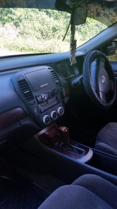 2007 Nissan Bluebird