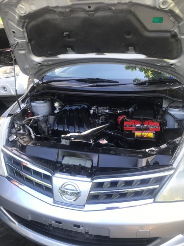 2011 Nissan Tiida Everything Works Perfect