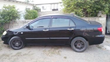 2006 Corolla Altis