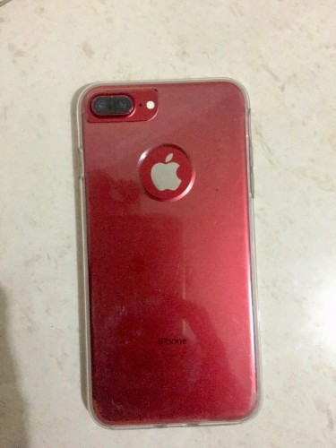 IPhone 7plus ProductRED For Sale. 128gb (Like New)