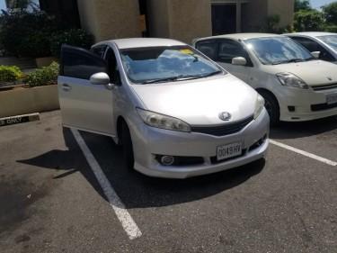 2011 Toyota Wish 2.0 Sport