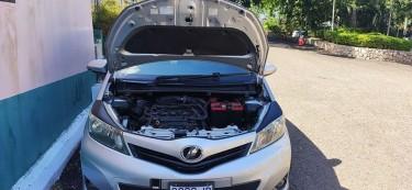 Toyota Vitz 1300cc 1NR Edition