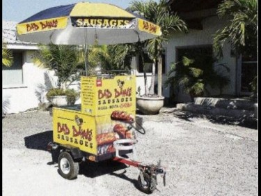 Bad Dawg Food Cart